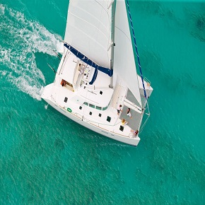 Antropoti Catamaran Lagoon 440