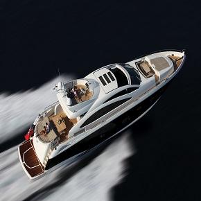 Antropoti Motor Yachts Sunseeker Predator 84