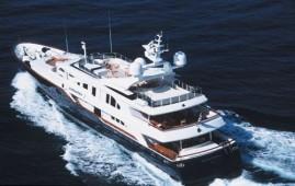 Antropoti Yachts Benetti 163 Blue