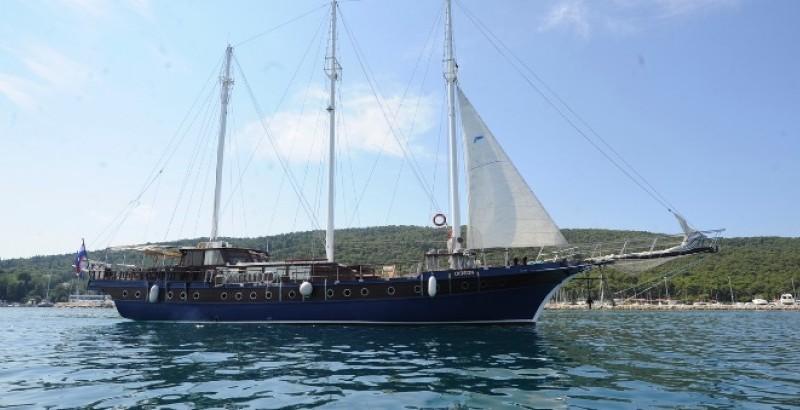 Antropoti Yachts - Gullet-Gideon