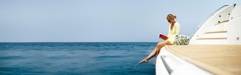 Antropoti Yachts girl yacht
