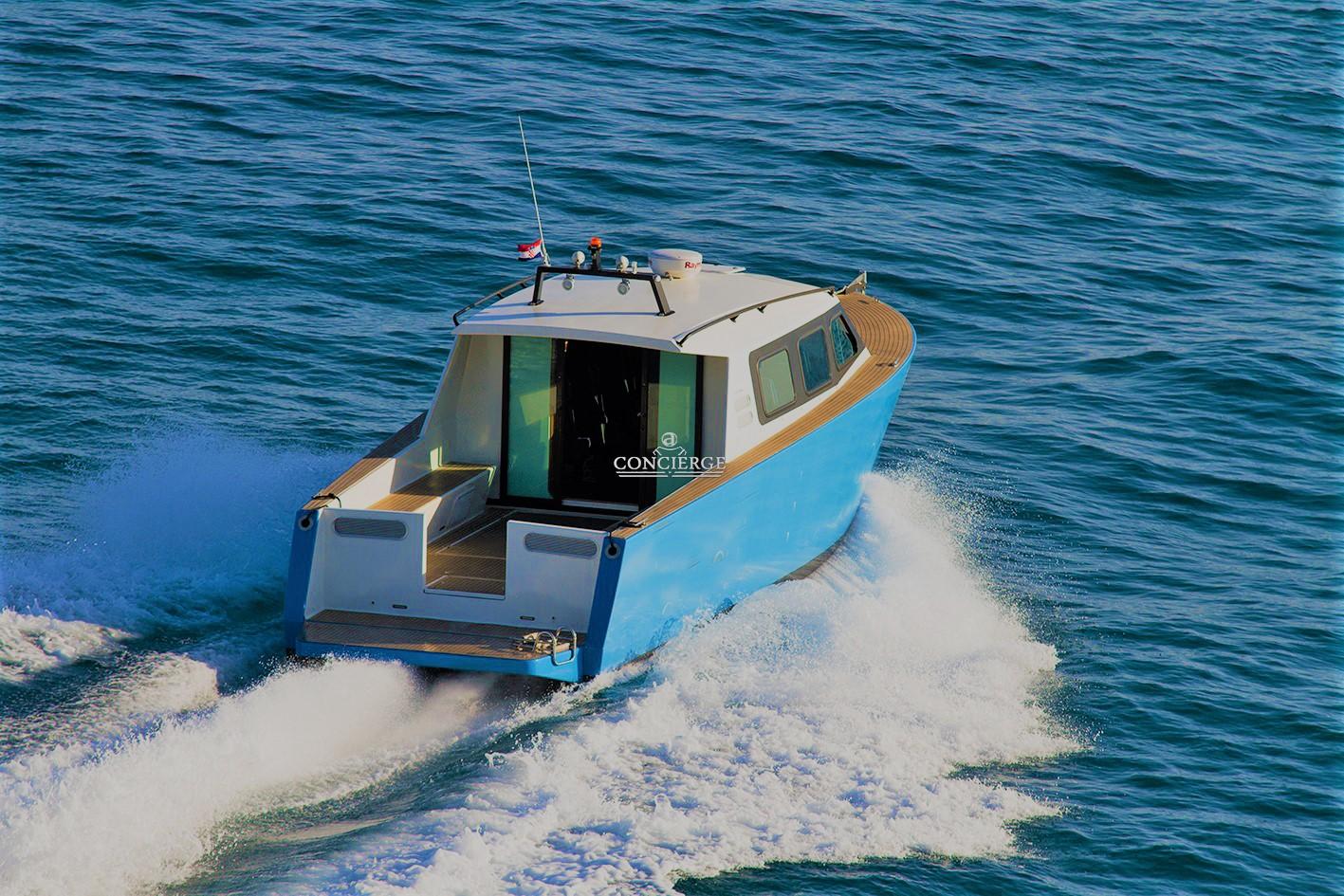 Water Taxi Dubrovnik - Croatia - Yacht Charter Croatia