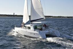 Antropoti Yachts Lagoon 420