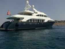 Antropoti Yachts Benetti 35
