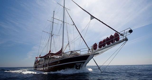 Antropoti-Yachts-Gulet Nosta Vita