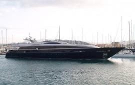 Yachts Croatia Antropoti Luxury yacht Admiral 138